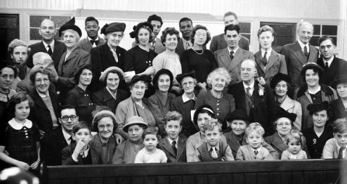 Croydon SDA Church c. 1950s
