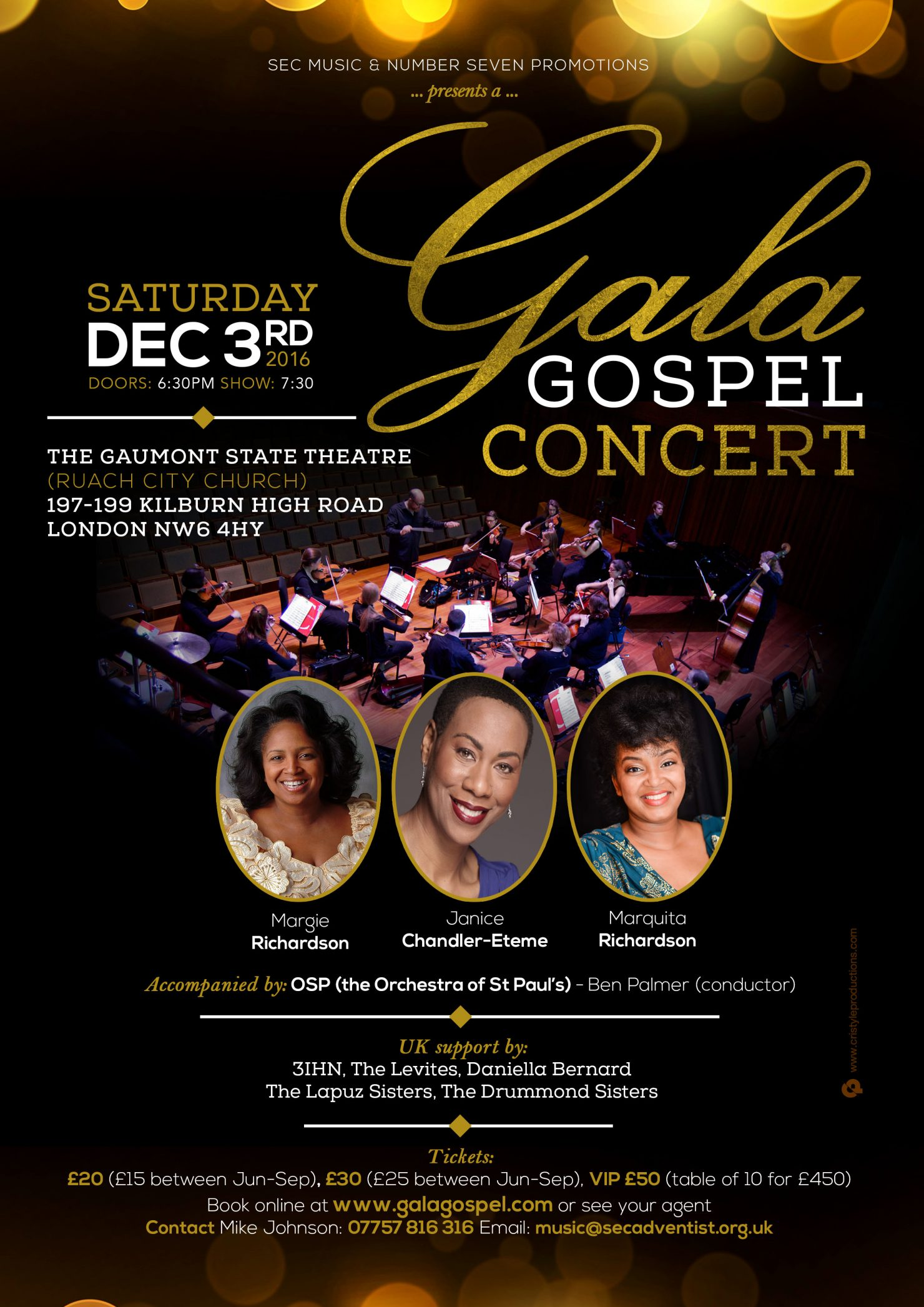 gala gospel concert  u2013 croydon seventh