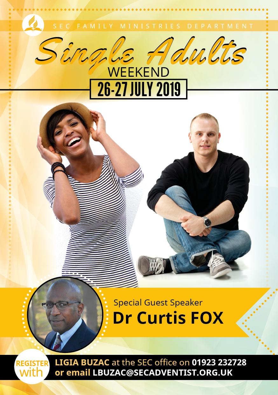 Single Adults Event – Croydon Seventh-day Adventist Church